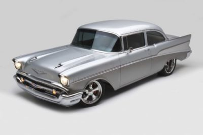 Red Line '57 Chevy